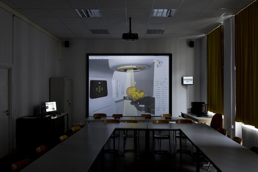 MTA-Radiologie Ausbildung  Lette Verein Berlin
