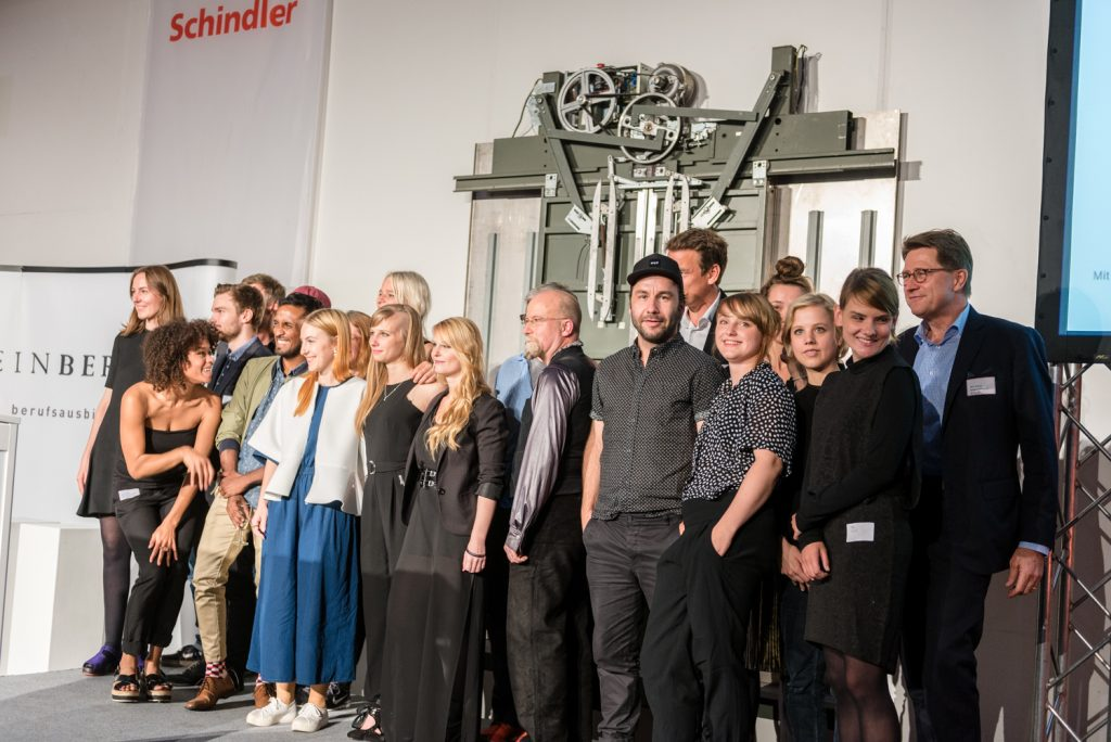 Lette Design Award by Schindler 2016