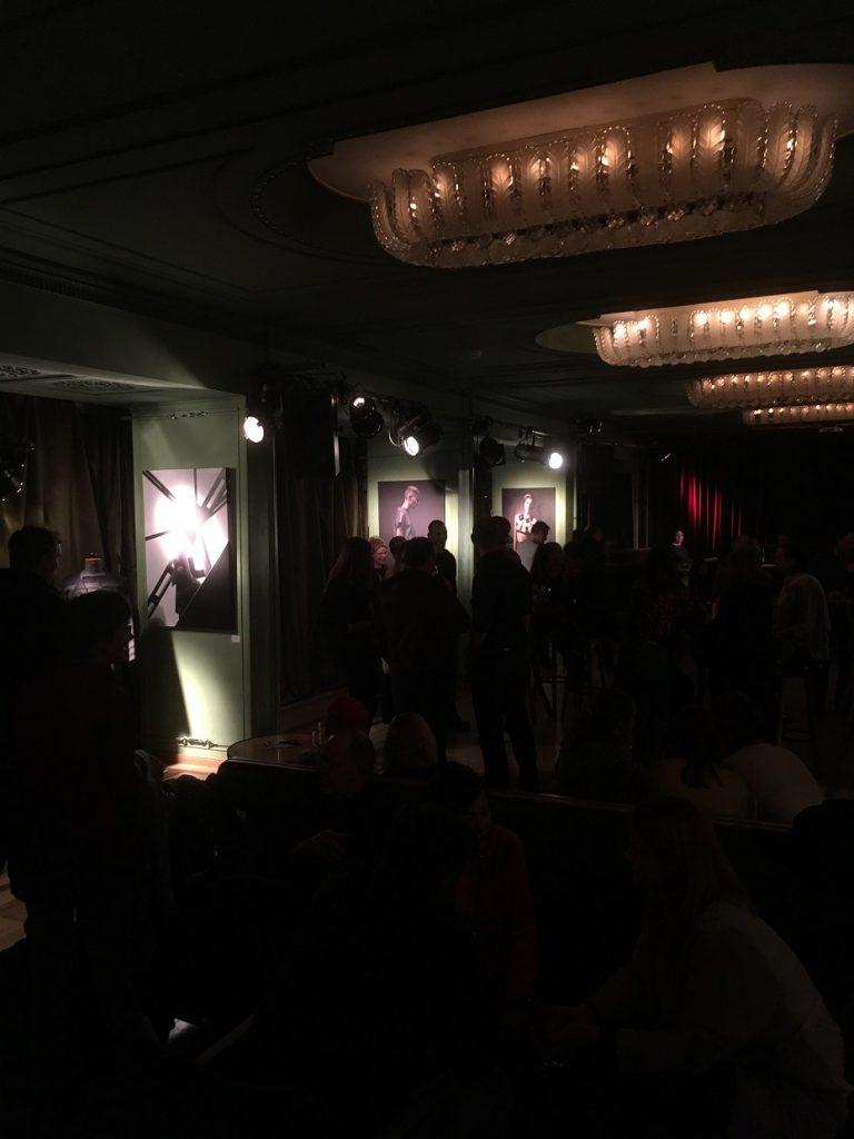 """Lette meets Mitte"" - Fotoausstellung Modedesign im Grünen Salon"