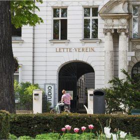 Lette Verein Berlin Eingang