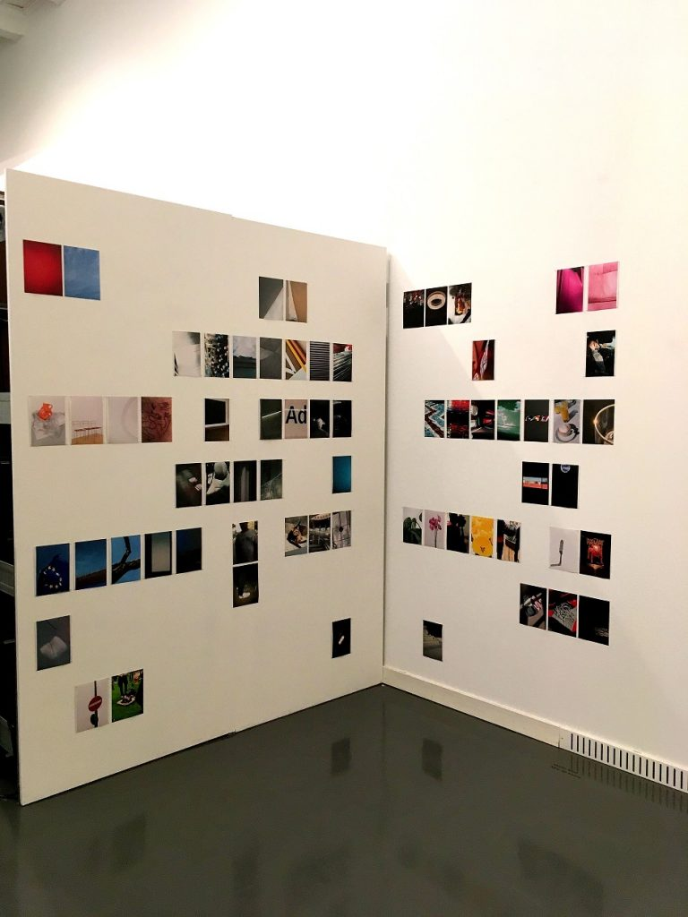 """2017 Abschlussausstellung Fotografie Lette Verein Berlin """"staatlich geprüft"""""""