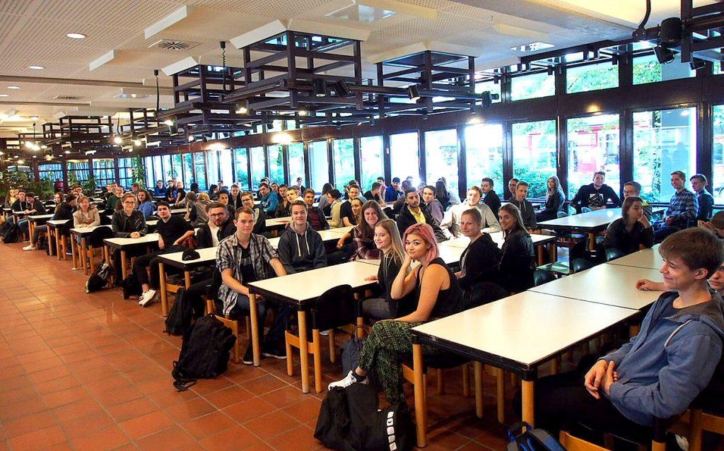 Ausbildungsgänge Metallographie, Medieninformatik, Chemie-Biologie