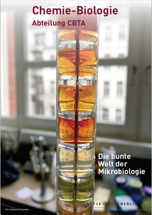 Ausbildung Chemie-Biologie im Lette Verein Berlin
