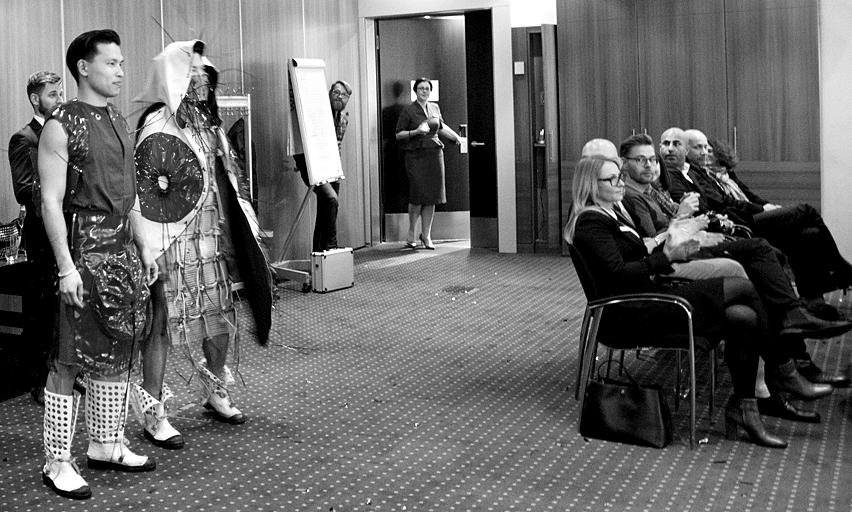 Meisterklasse Mode Lette Verein, Amar und Anand Amgalanbaatar