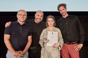Michael Hentschel, Stefan Neumann, Klara Troost, Florian Koppelow