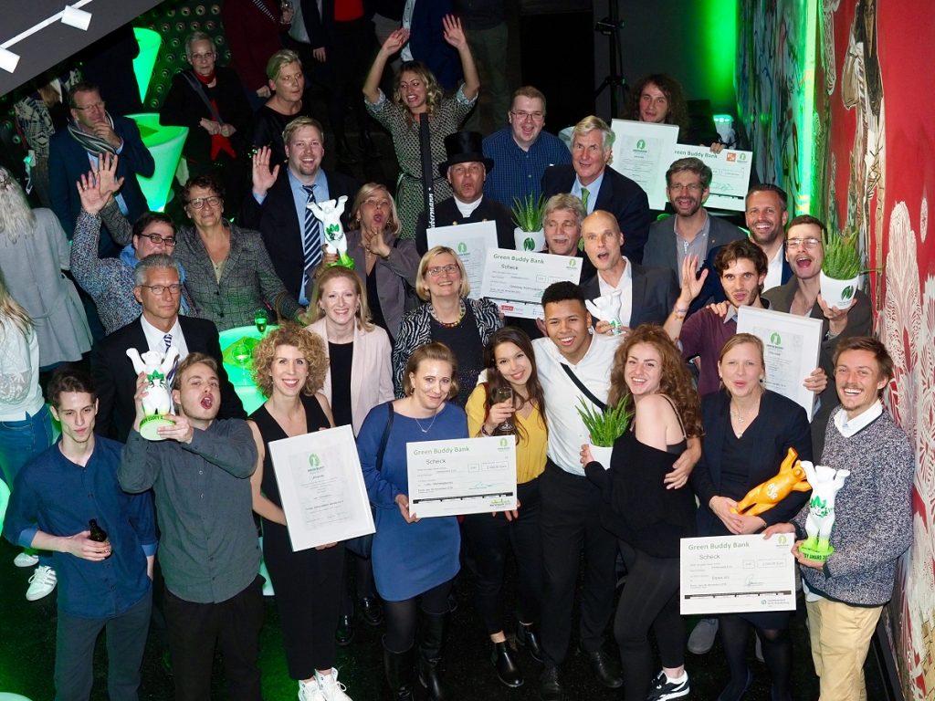 Green Buddy Award 2018, Jörg Klam