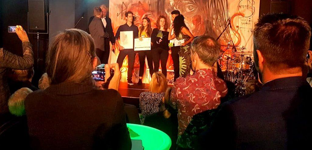 Green Buddy Award 2018