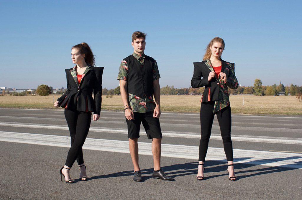 Arbeiten Ausbildung Modedesign