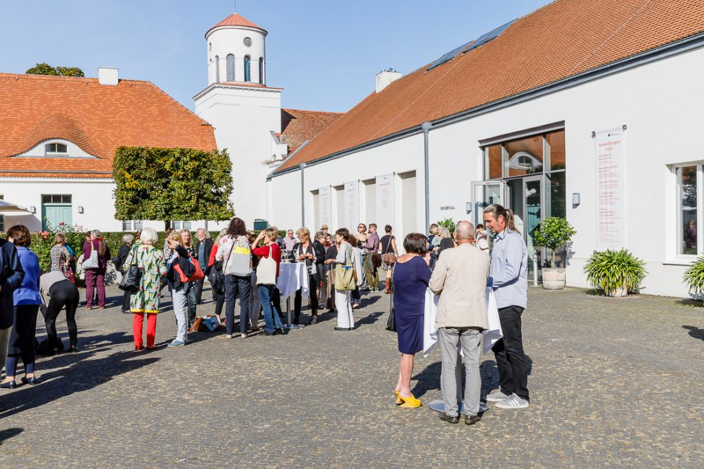 Vernissage Oderbruch: »Räume«