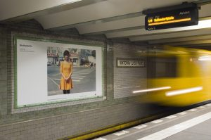Sozialfiguren der Gegenwart - Ausstellung im U-Bahnhof Viktoria-Luise-Platz, André Giogoli