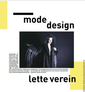 Modedesign Portfolio