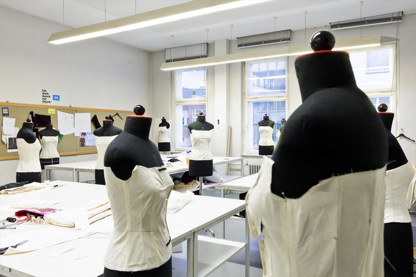 Ausstattung Modedesign Lette Verein Berlin