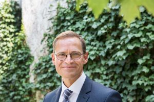Regierender Bürgermeister von Berlin, Michael Müller