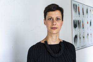 Unsere Kollegin Sarah Meyer ist im Lette Verein zuständig für die Erfassung dieser speziellen Dateien.