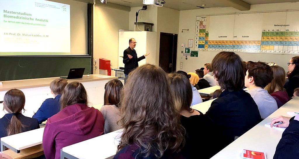 Welttag des Labors 2017 im Lette Verein Berlin