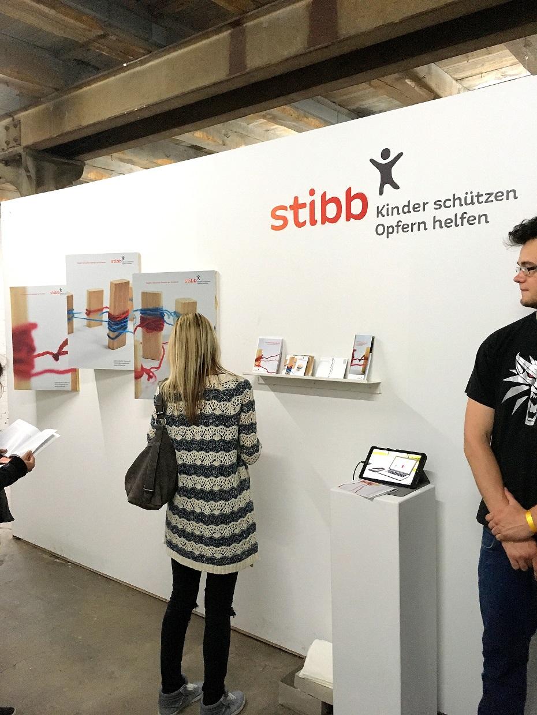 """Abschlussarbeiten Grafikdesign 2017 Lette Verein Berlin """"Bungalow11"""""""