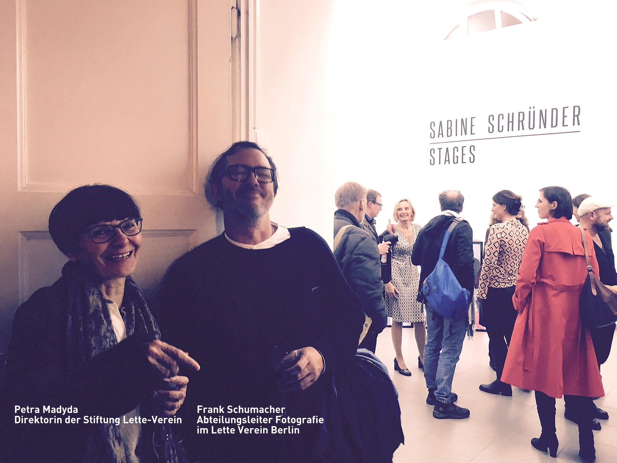 STAGES - Fotoausstellung Sabine Schründer