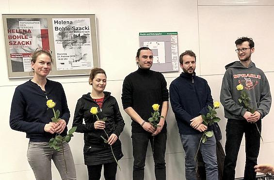 """""""Von Białystok nach Berlin""""- Plakat Lette Verein"""