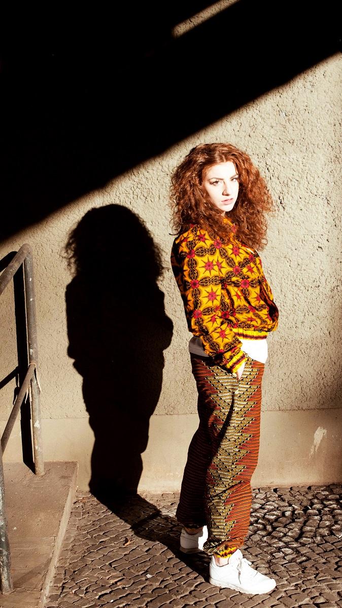 Design: Mona Bastin, Modedesign Lette Verein Berlin