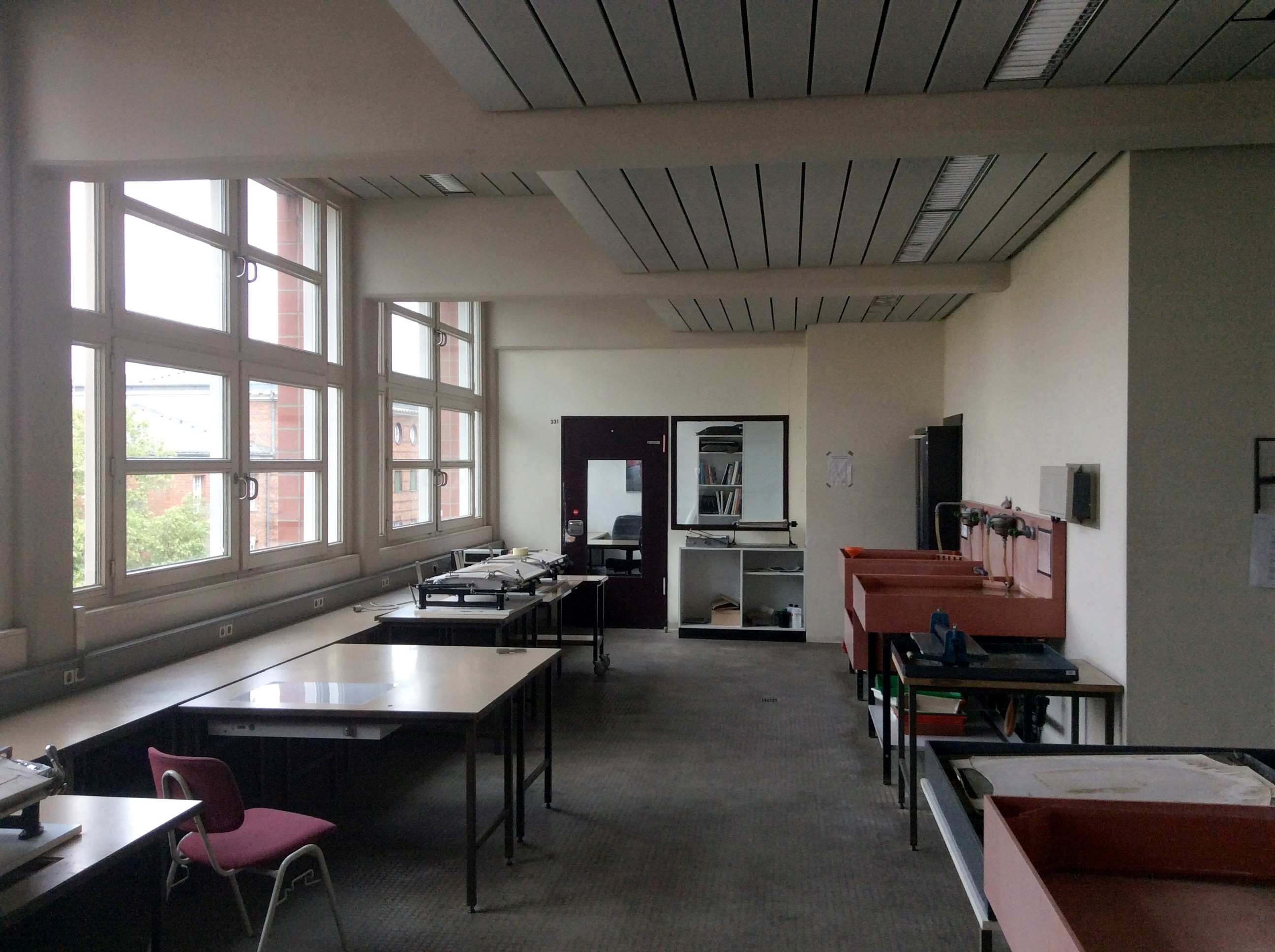 Neue digitale Fotolabore im Lette Verein Berlin