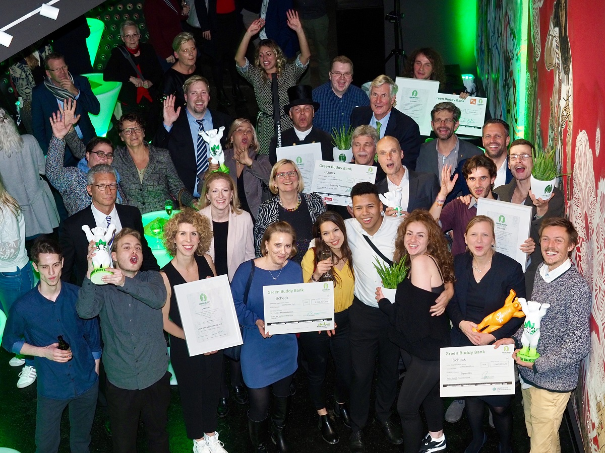 Green Buddy Award 2018, Jörg Klam