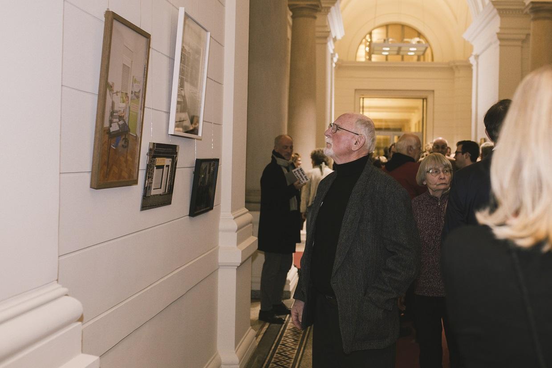 """Eröffnung Fotoausstellung """"Was ist Demokratie?"""""""