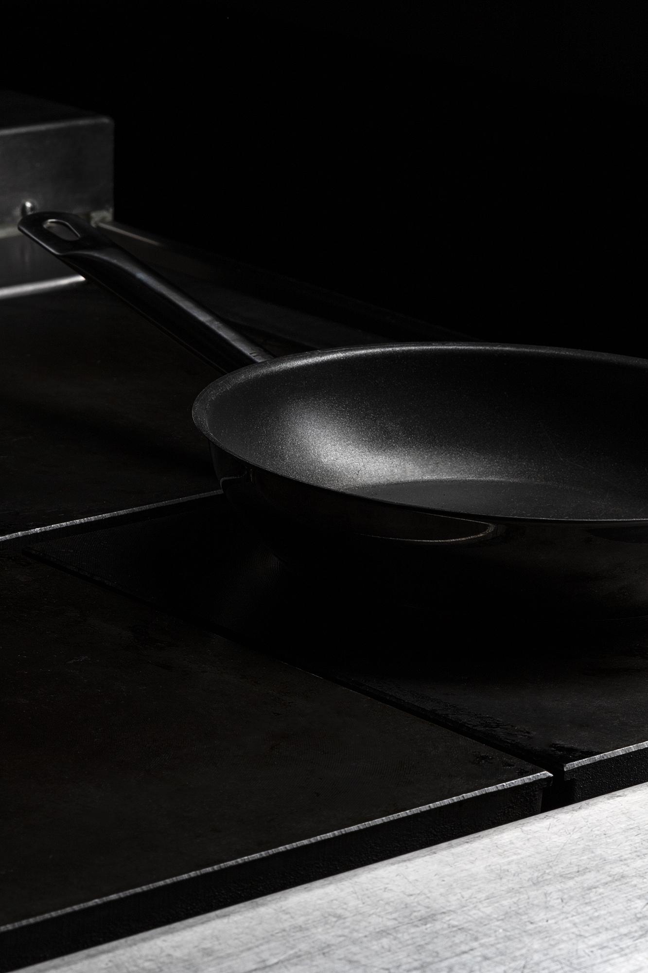 Ausstattung in den Küchen vom Lette Verein Berlin