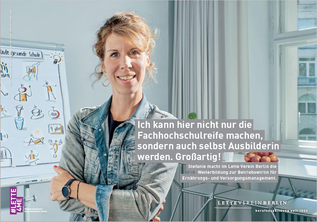 Lette Verein Berlin: Unsere Schüler*innen