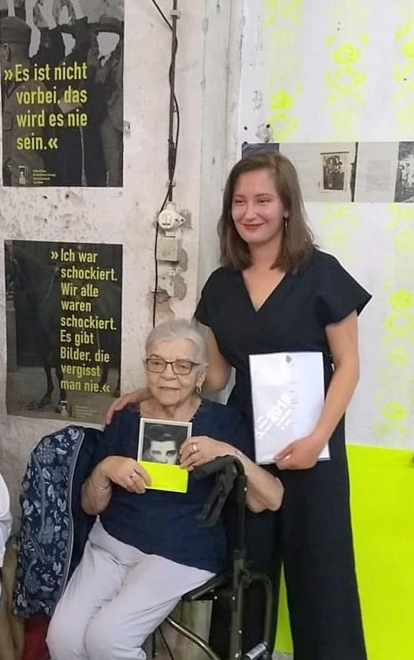 Lena Müller »Treffen mit Sara«