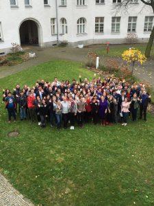 EU-Parlaments-Botschafterschulen Ostdeutschlands konferierten im Lette Verein