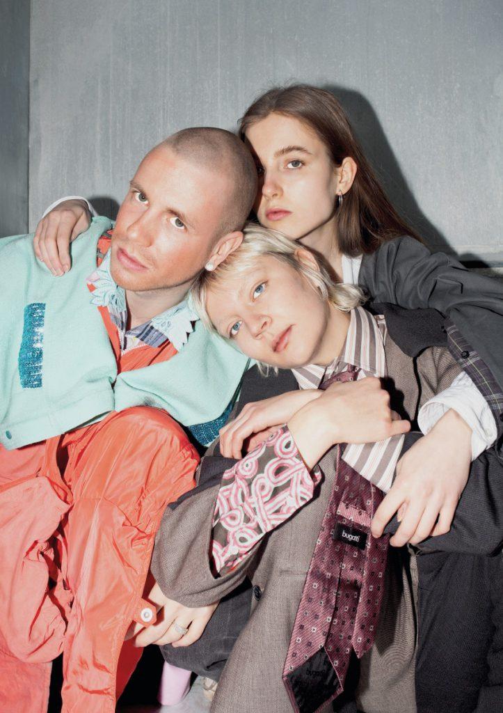 Kollektion_Verwandlung Designer_Michael Sieweke, Nils Neubauer, Eunike Rietz, @by_eunike rietz