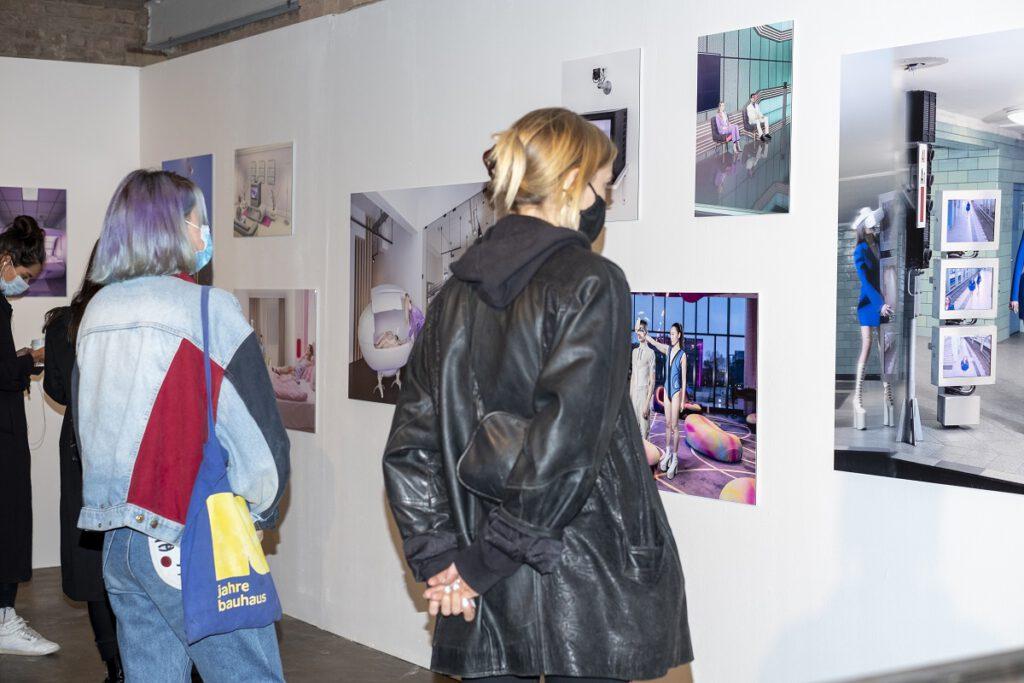 Abschlussausstellung EYES WIDE OPEN