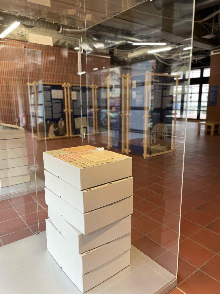Ausstellung: »Biographische Spurensuche«