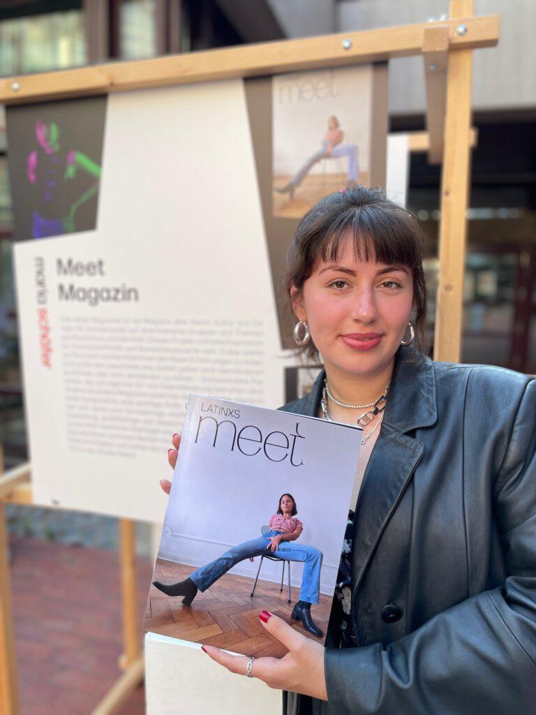 Maria Schäfer | Meet Magazine
